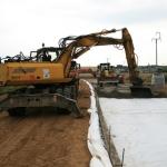 Nadzór inwestorski - Budowa drogi łączącej drogę wojewódzką 434 z ul. Nad Kanią w Gostyniu