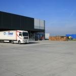 Projekty układów drogowych - Zakład Produkcyjny Firmy Hempel Manufacturing